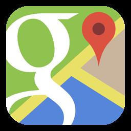 グーグルマップアイコン
